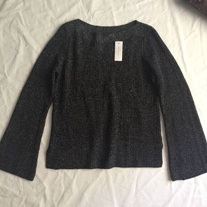 NWT Ann Taylor Wool Blend Knit Sweater Top